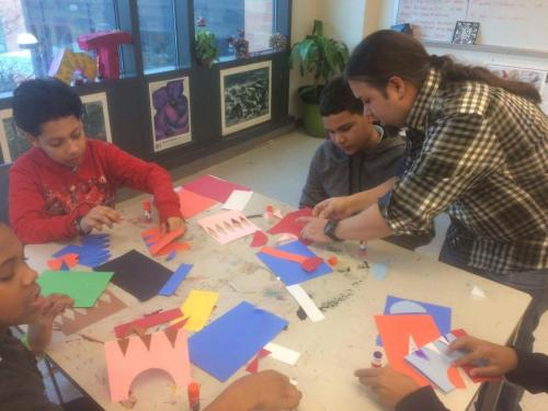 Paterson Art Exploration Class
